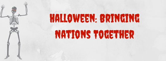 halloween bringing nations together
