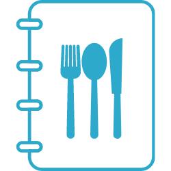 restaurant menu, hospitality