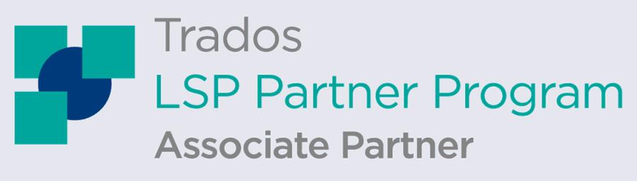 Trados - LSP Partner Program - Associate Partner, badge